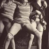 Były sobie cipki trzy