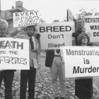 Menstruacja, masturbacja, bezpłodność