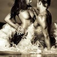 Seks w morzu
