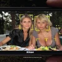Kadrowanie twarzy Nikon