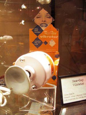 Wibratory w muzeum