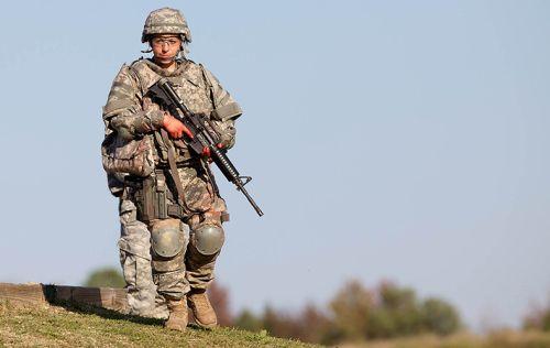 Kobiety w armii USA